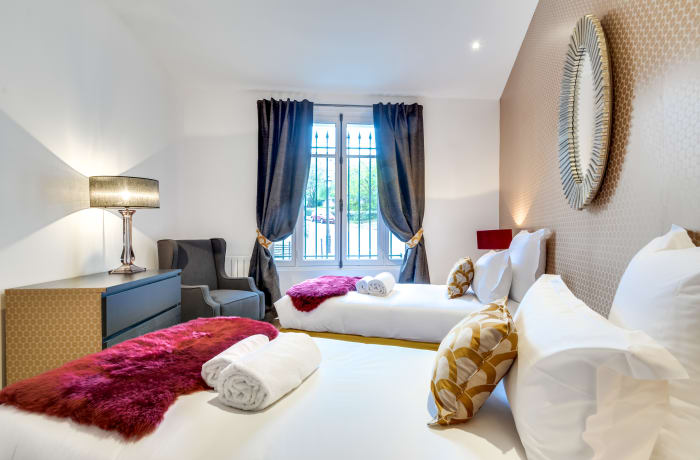 Apartment in Ravignan  I, Butte Montmartre (18e) - 8