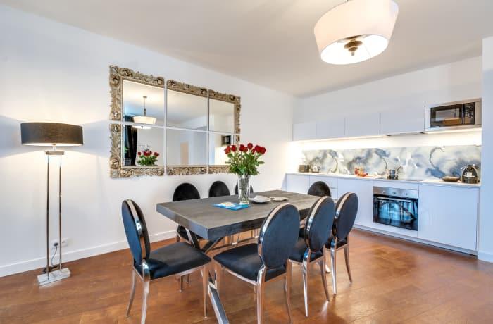 Apartment in Ravignan  I, Butte Montmartre (18e) - 10