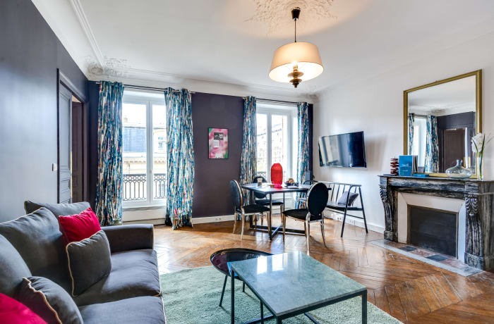 Apartment in Rivoli II, Le Marais - Bastille (4e) - 2
