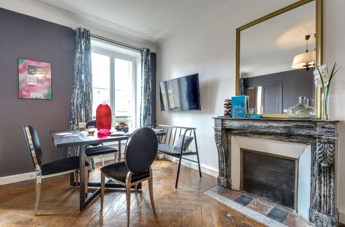 Apartment in Rivoli II, Le Marais - Bastille (4e) - 3