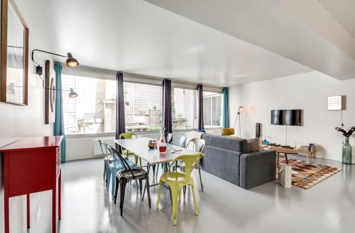 Apartment in Temple IV, Le Marais - Bastille (4e) - 1