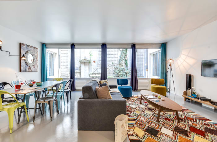Apartment in Temple IV, Le Marais - Bastille (4e) - 2