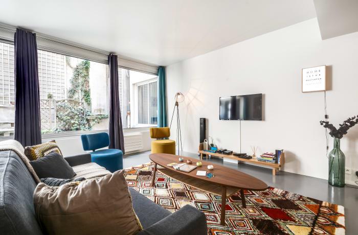 Apartment in Temple IV, Le Marais - Bastille (4e) - 4