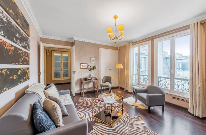 Apartment in Louvre, Palais Royal - Louvre (2e) - 2