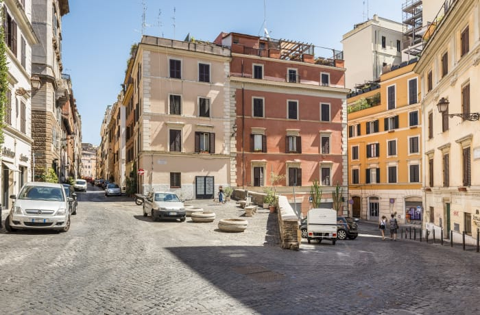 Apartment in Urbana, Monti, Colosseum - 23