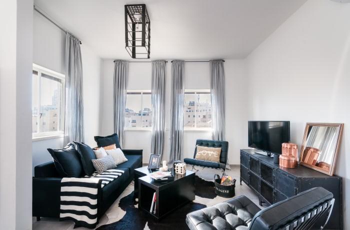 Apartment in Allenby II - Monochrome magic , City Center - Beach Area - 1