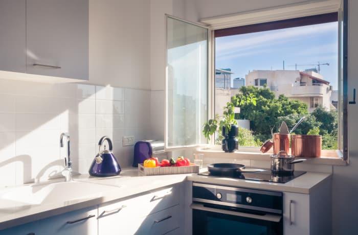 Apartment in Allenby II - Monochrome magic , City Center - Beach Area - 5