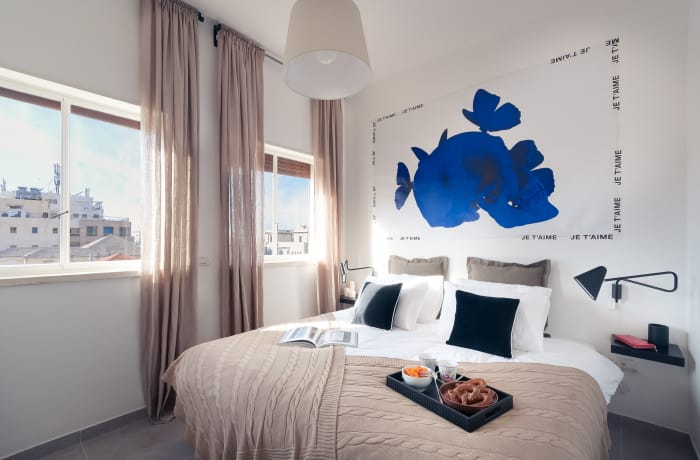 Apartment in Allenby II - Monochrome magic , City Center - Beach Area - 10