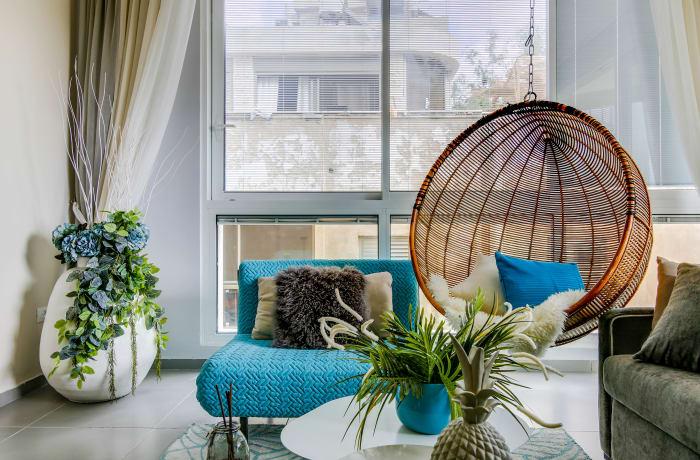 Apartment in Trumpeldor, City Center - Beach Area - 0