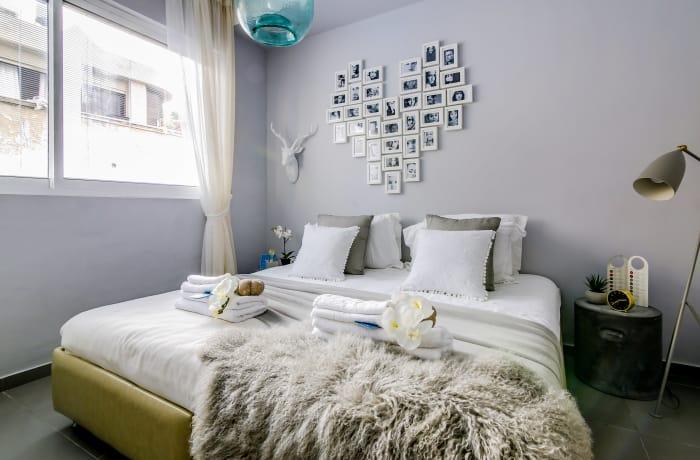 Apartment in Trumpeldor, City Center - Beach Area - 9
