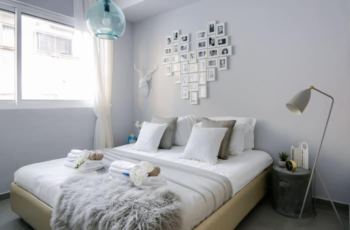 Apartment in Trumpeldor, City Center - Beach Area - 10