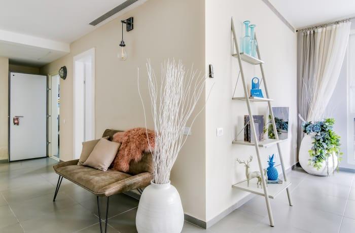 Apartment in Trumpeldor, City Center - Beach Area - 13