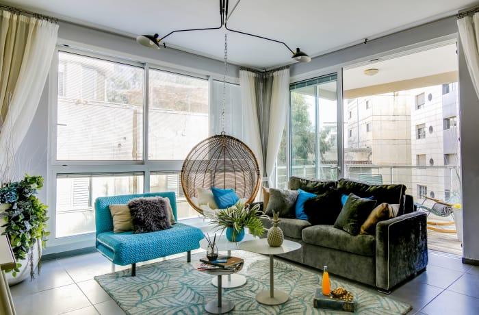 Apartment in Trumpeldor, City Center - Beach Area - 1