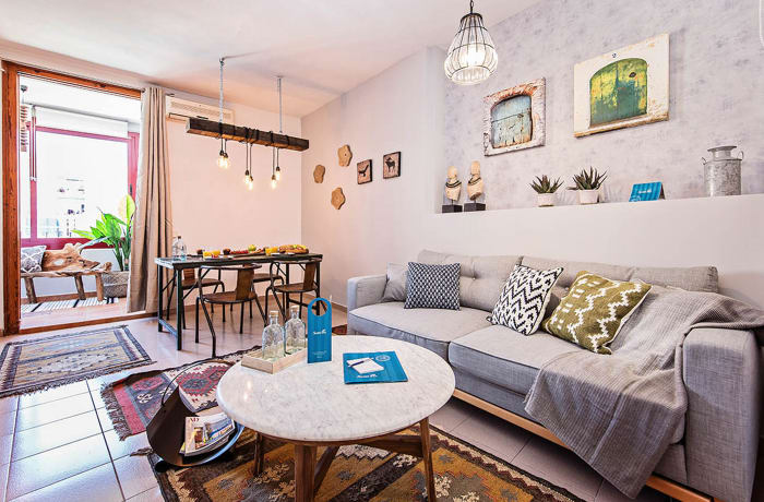 Apartment in Wellington, Ciutadella - 1
