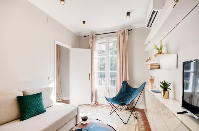 Apartment in Rocafort 103, Eixample - 5