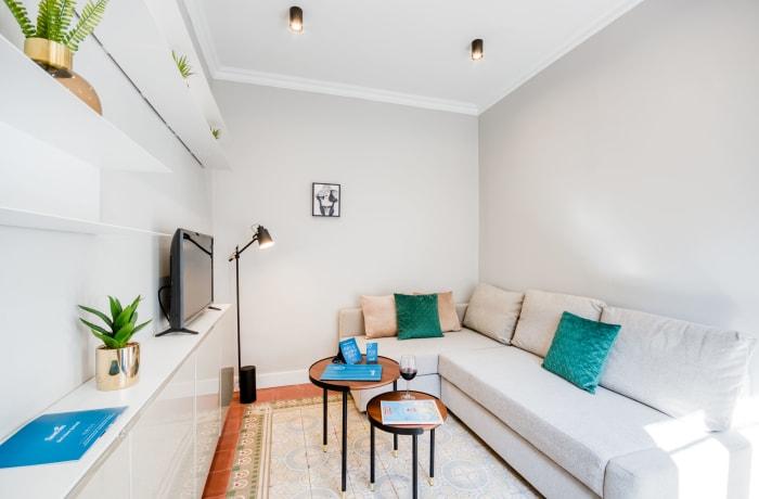 Apartment in Rocafort 103, Eixample - 4