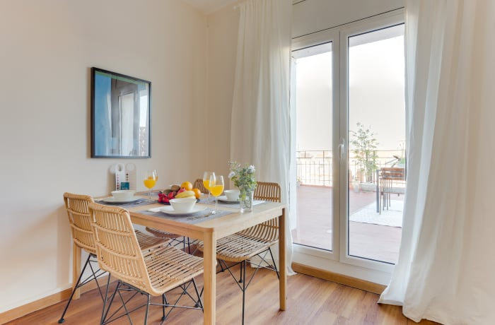 Apartment in Rocafort Atic 4, Eixample - 4