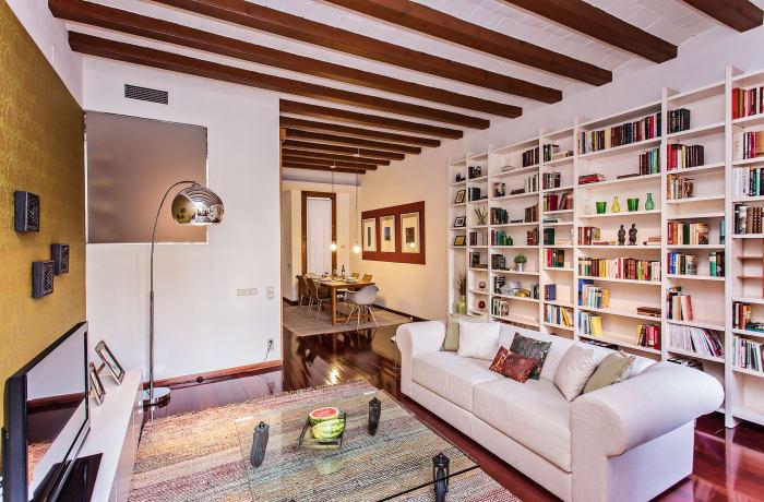 Apartment in Royal Rambla Catalunya, Eixample - 1