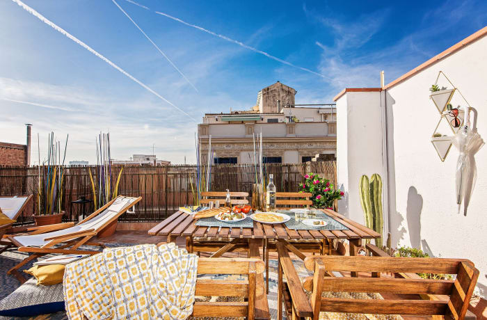 Apartment in Atic Gracia, Gracia - 12