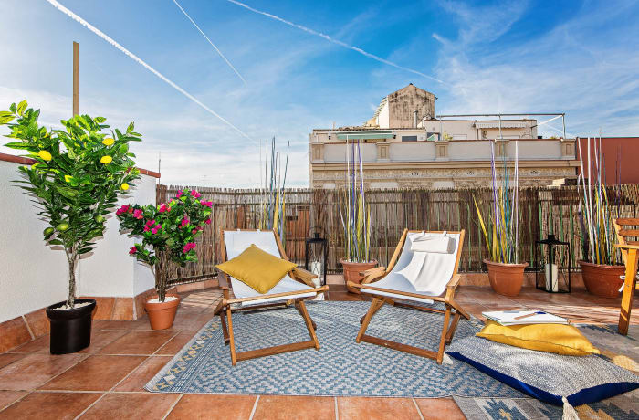 Apartment in Atic Gracia, Gracia - 11