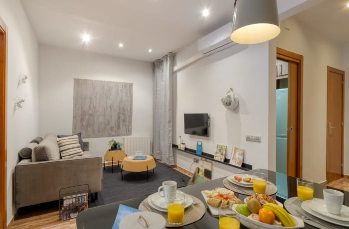 Apartment in Lesseps, Gracia - 1