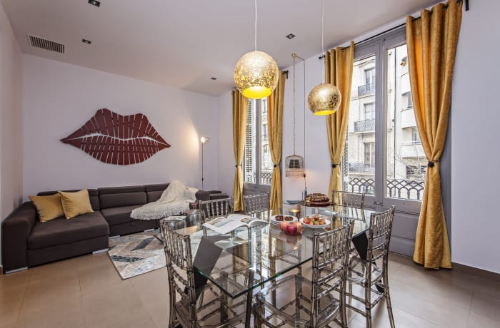 Apartment in Urqui City Center, Plaza Catalunya- City Center - 1