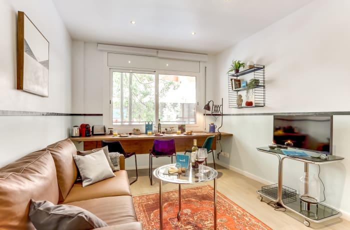 Apartment in Barcelona Camp Nou - Galileu, Plaza España - 2