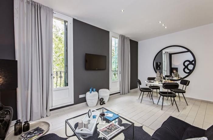 Apartment in Sants II, Plaza España - 2