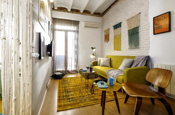 Apartment in Poblenou Beach, Poble Nou / Beach - 1