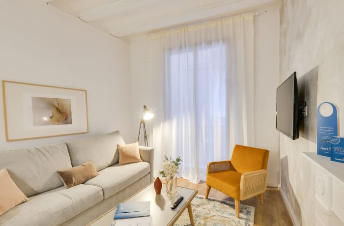 Apartment in Gothic II, Ramblas - 4