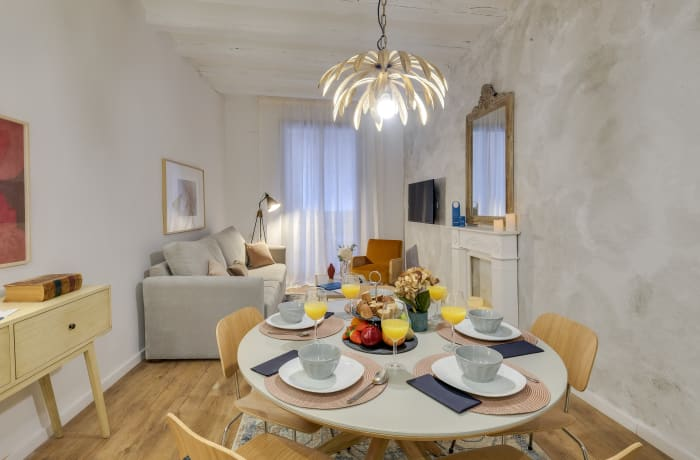 Apartment in Gothic II, Ramblas - 1