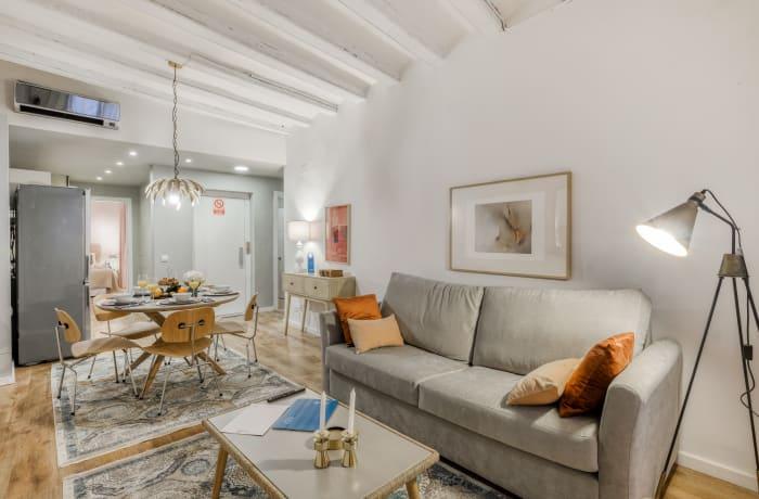 Apartment in Gothic III, Ramblas - 1