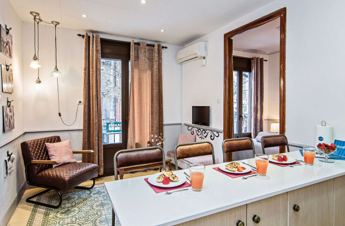 Apartment in Rosemarine I, Sagrada Familia - 3