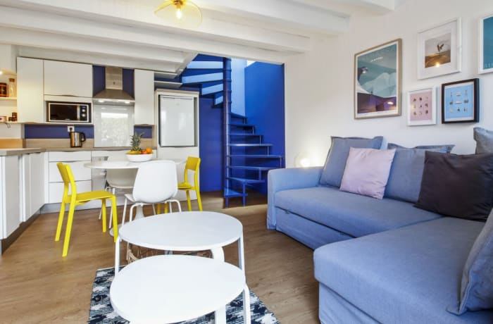 Apartment in Heureux, Anglet - 1