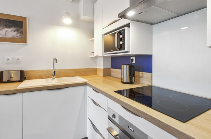 Apartment in Heureux, Anglet - 5