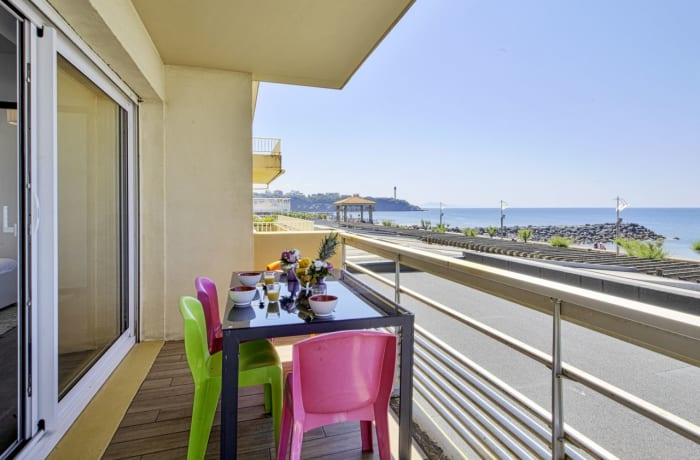 Apartment in The Sandcastle, Anglet - 5