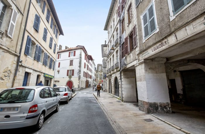 Apartment in The Nive, Bayonne - 11
