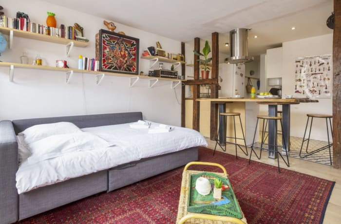 Apartment in The Nive, Bayonne - 6