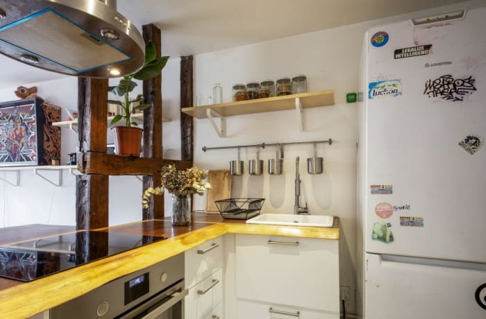 Apartment in The Nive, Bayonne - 4