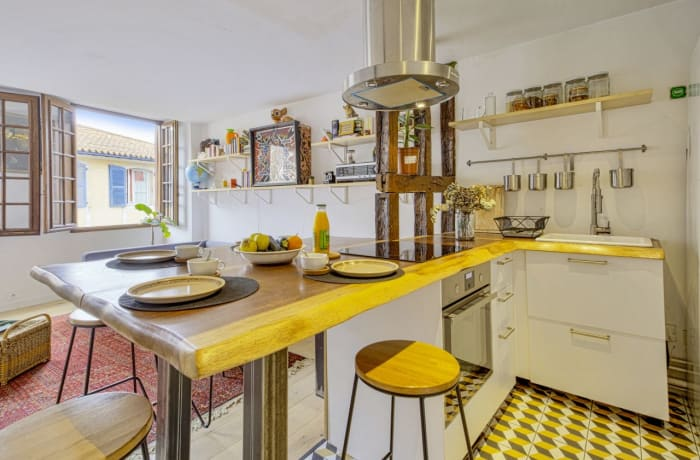 Apartment in The Nive, Bayonne - 3