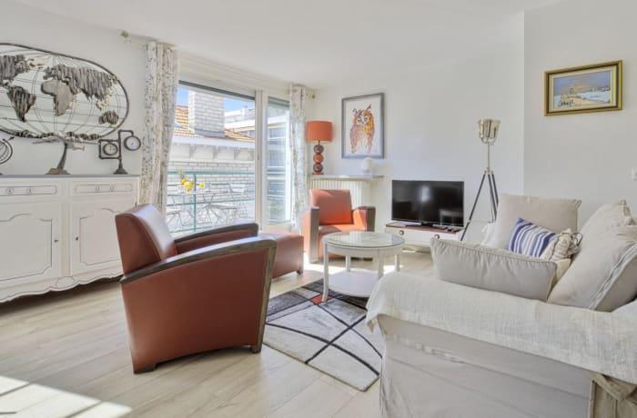 Apartment in Grande Plage, Centre Ville - 1