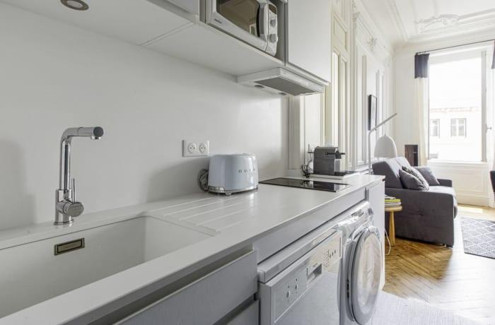 Apartment in Imperial Elegance, La Grande Plage - 9