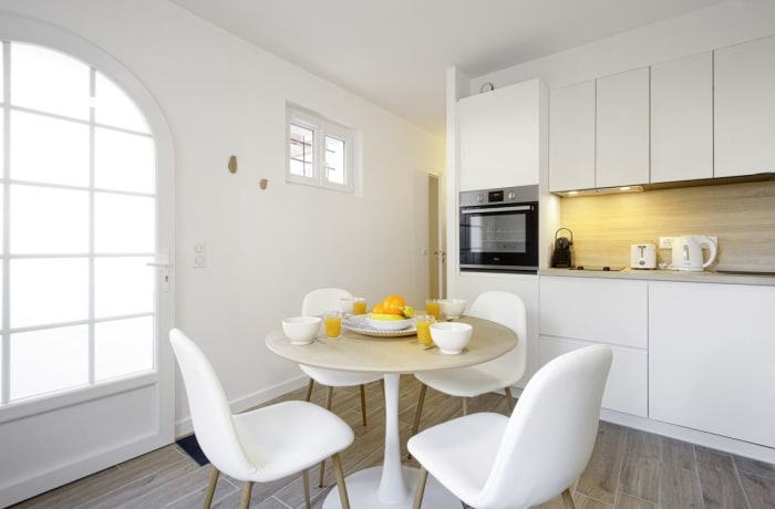 Apartment in Seafront Terrace, La Negresse - 6