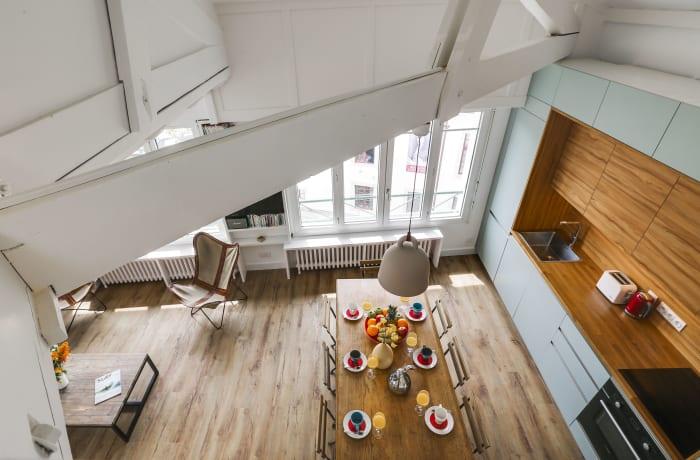 Apartment in Le Roi Soleil, Saint Jean de Luz - 0