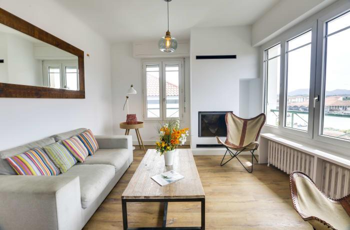 Apartment in Le Roi Soleil, Saint Jean de Luz - 2
