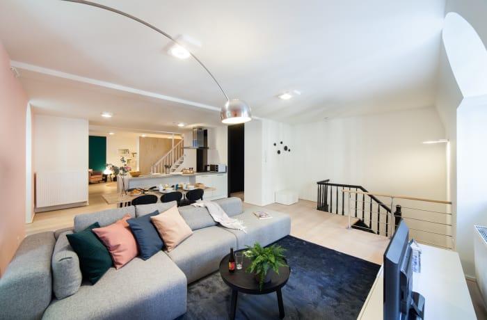 Apartment in Van Orley, Botanique - 1