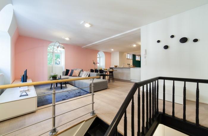 Apartment in Van Orley, Botanique - 2