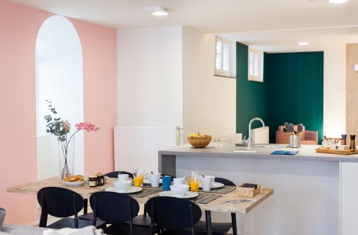 Apartment in Van Orley, Botanique - 11