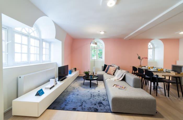 Apartment in Van Orley, Botanique - 3