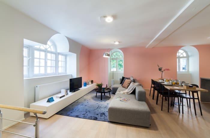 Apartment in Van Orley, Botanique - 4